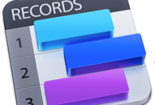 Records 1.6.12(个人数据库管理工具)for Mac破解版