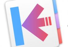 Keep It 1.10(存储文件的效率工具)for Mac破解版
